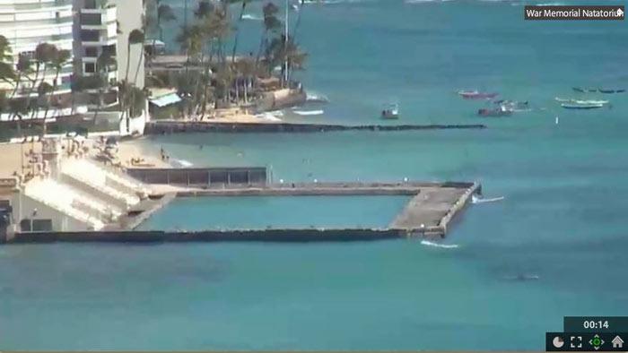 Waikiki Beach Web Cams